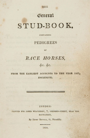 stud-book