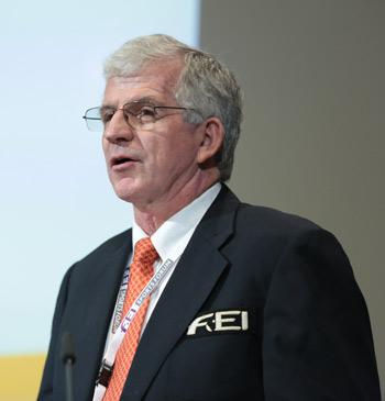 FEI Endurance Committee chair Brian Sheehan.