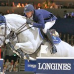 Daniel Deusser wins World Cup Jumping Final
