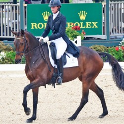 Lauren Kieffer's RK3DE place earns US 4* Championship