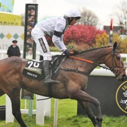 Pineau De Re wins injury-free Grand National Steeplechase