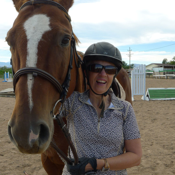 "Wendy Wood: ""This is a growing area in the horse industry and in therapeutics, and there is tremendous student interest in this area. This project is a natural fit for Colorado State University."""
