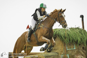 CIC1* leader Abigail Long and BMW Advokaat.