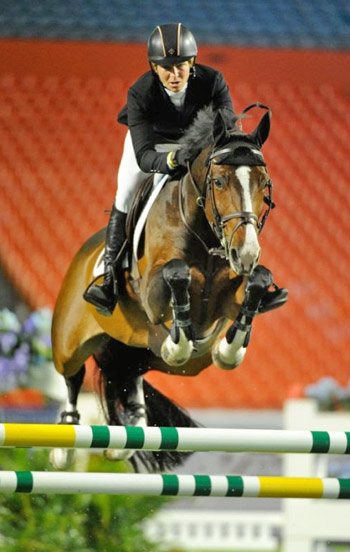 Beezie Madden and Coral Reef Via Volo. V.