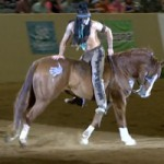 Backwards ride wins Aussie freestyle reining title