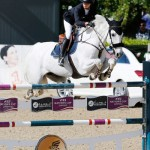 Anna-Julia Kontio and Fardon produced the only double-clear performance of the competition to help Finland to victory in the opening leg of the Furusiyya FEI Nations Cup Jumping Europe Division 2 series at Linz in Austria on Friday.