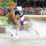 Tom Crisp (GBR) on Coolys Luxury