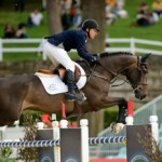 Eric Lamaze and Zigali P S, owned by Artisan Farms, won the €24,000 1.50m Premio 3 on opening day of CSIO5* Rome, Italy.