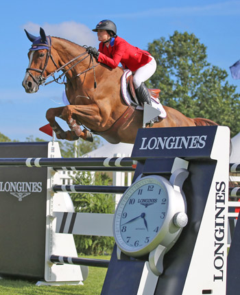 Several international competitions are being hosted by Hickstead later this year, including a Nations Cup qualifier.