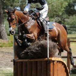 French eventer suspended for 6 months for positive test