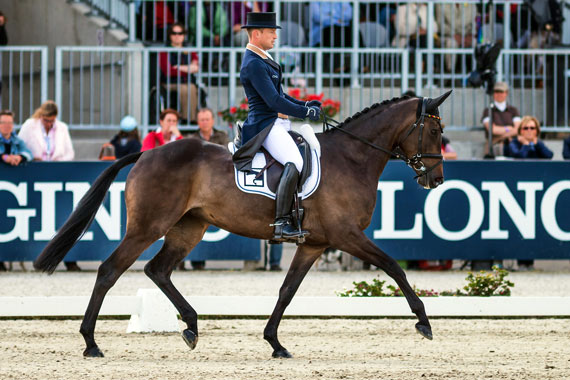 Michael Jung and fischerRoscana FST.
