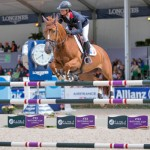 Penelope Leprevost and Flora de Mariposa sealed victory for France today in a two-way jump-off against the clock at the latest Cup Jumping leg in Rotterdam, on Friday.