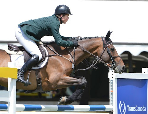 Shane Sweetnam and Fineman.