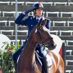 Black day for eventing as two riders and horse die