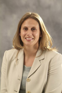 Dr Josie Coverdale, associate professor of equine science in the department of animal science at Texas A&M University