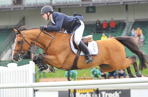 McLain Ward and HH Cannavaro