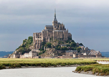 Mont Saint-Michel. Photo Diliff/ Wikipedia