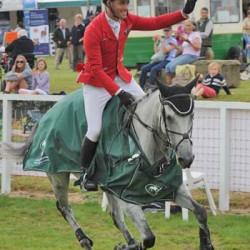 Inishmor wins OTTB title at Barbury horse trials