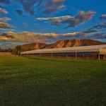 Rising Hearts Ranch is the largest performance and breeding horse facility in western Colorado Photos: Concierge Auctions