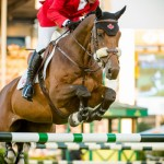 Canada's Eric Lamaze and Powerplay.