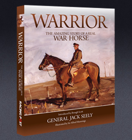 A 1934 book about Warrior was republished in 2011.