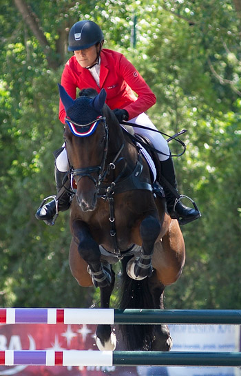 History was made  with a first-ever Nations Cup win for the Czech Republic in Budapest on Friday. A double-clear performance from Zuzanna Zelinkova and Caleri ll cemented that victory.