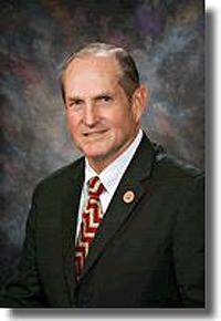 Arizona State Senator Chester Crandall.