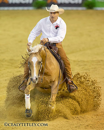 Canada's Cody Sapergia and Nu Chexomatic earned their spot in the final with second place in Thursday's qualifier.