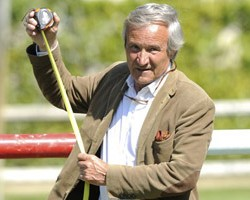 A minute with WEG cross-country designer Pierre Michelet