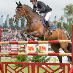 Irish jumpers make mark at Horse of the Year show