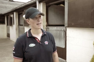 Eventer Zara Phillips talks about the importance of the World Equestrian Games to riders.