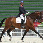 Video: Carl Hester and Nip Tuck on the road to WEG