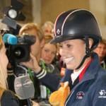 WEG team dressage: what the riders said