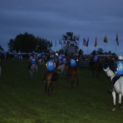 Horse fatality in first loop of WEG endurance