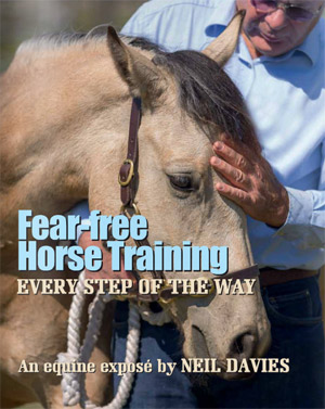 Fear-free Horse Training, $A39.95; $US29.95, +post; available here.