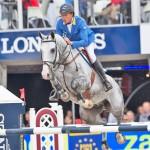 Ireland's Allen jumps to historic World Breeding Champs double