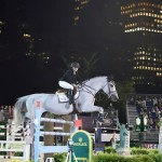 Georgina Bloomberg and Juvina