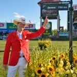 Ian Millar has his eye on Geneva and Aachen after winning the Spruce Meadows leg of the Rolex Grand Slam.