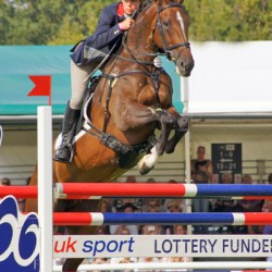British mares lead world eventing rankings
