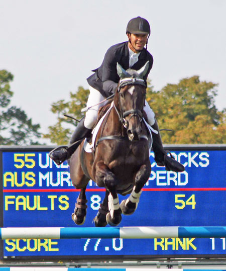 10th: Murray Lamperd and Under The Clocks (AUS).