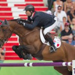 Final four found for WEG jumping showdown