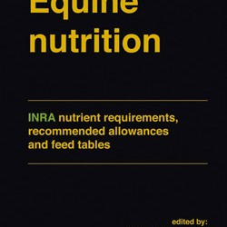 600-page guide to equine nutrition published