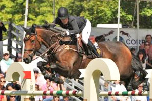 Jessica Springsteen wins $200K American Gold Cup