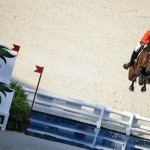 Dutch team wins WEG jumping gold by a whisker