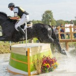 Andreas Dibowski and FRH Butts Avedon on the cross-country at Pau.