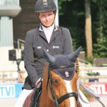 International Jumping Riders Club (IJRC) President Christina Liebherr.