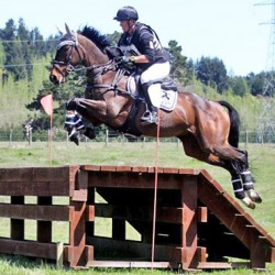 Donna Smith and Tangolooma win NZ's Eventing Super League opener