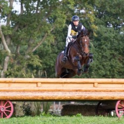 Clear cross-country clinches Pau 4* lead for Klimke