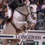 Jur Vrieling, won the opening leg of the Longines FEI World Cup Jumping 2014/2015 Western European League series at Oslo in Norway.
