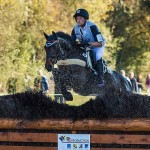 Michael Jung rode the hanoverian Star Connection to win the 6-Year-Old category at the FEI World Breeding Eventing Championships for Young Horses 2014 at Le Lion d'Angers in France at the weekend.
